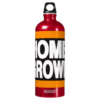 Home Grown 2 Orange SIGG Traveler 1.0L Water Bottle