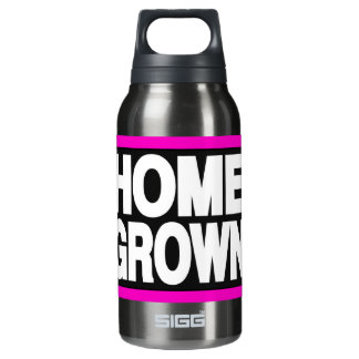 Home Grown 2 Pink 10 Oz Insulated SIGG Thermos Water Bottle