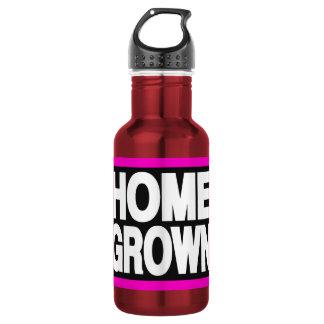 Home Grown 2 Pink 18oz Water Bottle