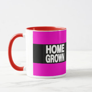 Home Grown 2 Pink Mug