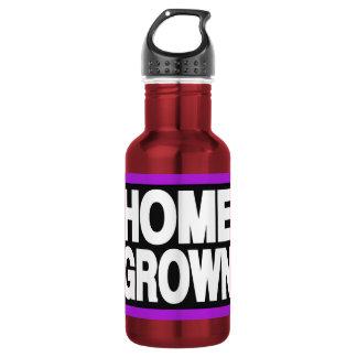 Home Grown 2 Purple 18oz Water Bottle