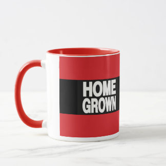 Home Grown 2 Red Mug