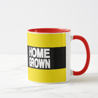 Home Grown 2 Yellow Mug