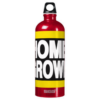 Home Grown 2 Yellow SIGG Traveler 1.0L Water Bottle
