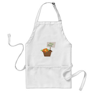 Home Grown Adult Apron