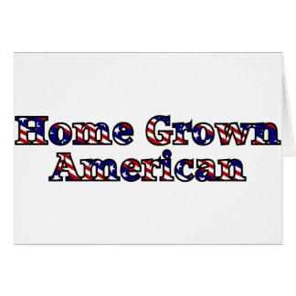 Home Grown American Card