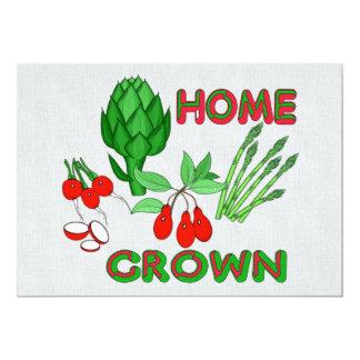 Home Grown Card