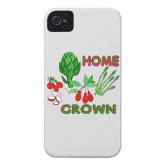 Home Grown iPhone 4 Case-Mate Cases