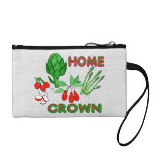 Home Grown Change Purse