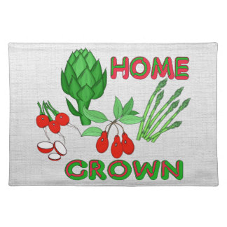 Home Grown Cloth Placemat