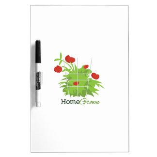 Home Grown Dry-Erase Board