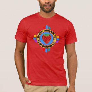 HOME GROWN IN CHADBOURN, N.C. (M-red) T-Shirt
