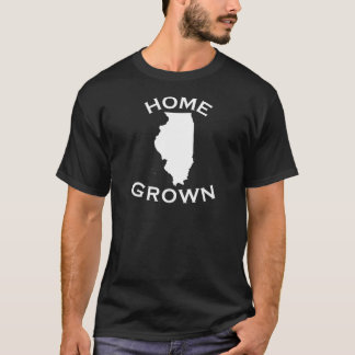Home Grown in Illinois T-Shirt