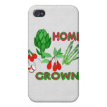 Home Grown iPhone 4/4S Covers