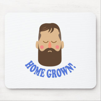 Home Grown Mouse Pad