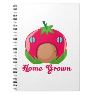 Home Grown Notebooks