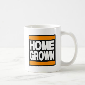 Home Grown Orange Coffee Mug