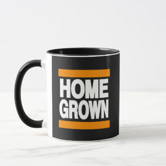 Home Grown Orange Mug