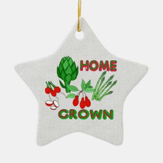 Home Grown Christmas Tree Ornament