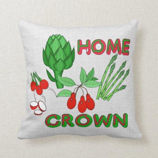 Home Grown Pillow