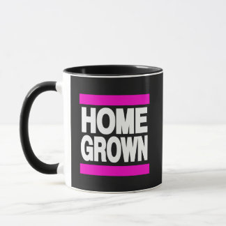 Home Grown Pink Mug