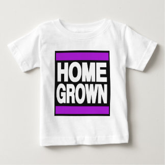 Home Grown Purple Baby T-Shirt