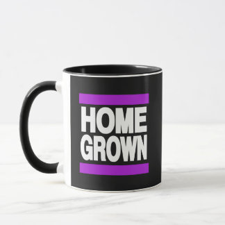 Home Grown Purple Mug