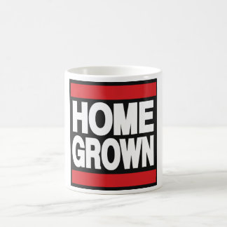 Home Grown Red Coffee Mug