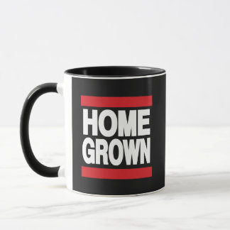 Home Grown Red Mug