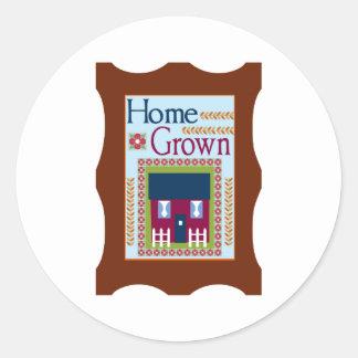 Home Grown Sticker