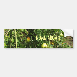 Home Grown Tomatoes Bumper Sticker