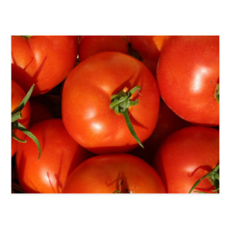 Home Grown Tomatoes Postcard. Postcard