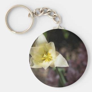 Home Grown Tulip Keychain