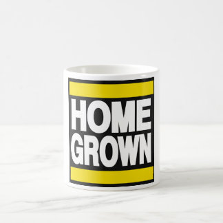 Home Grown Yellow Coffee Mug