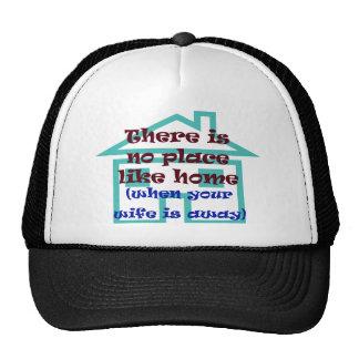 Home Mesh Hat