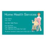 Home Health Nurse Business Cards