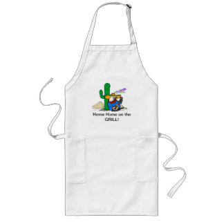 Home Home on the grill Long Apron