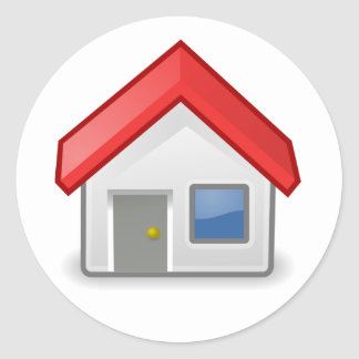 Home / House / Tango Classic Round Sticker