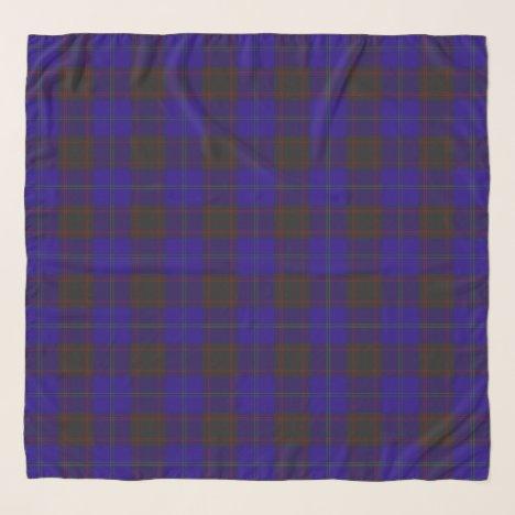 Home (Hume) Clan Scottish Tartan Plaid Scarf