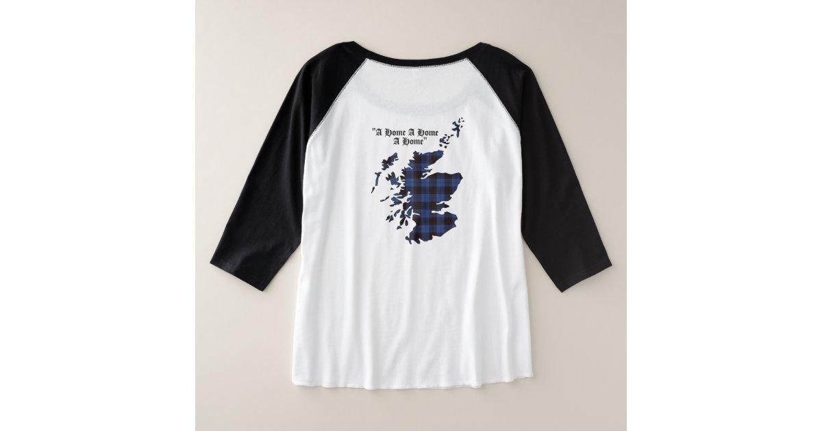 8a054c225 Home/Hume Clan Women's Plus Size Raglan T-Shirt | Zazzle.com