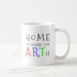 Home ice where the articles ice - Mug