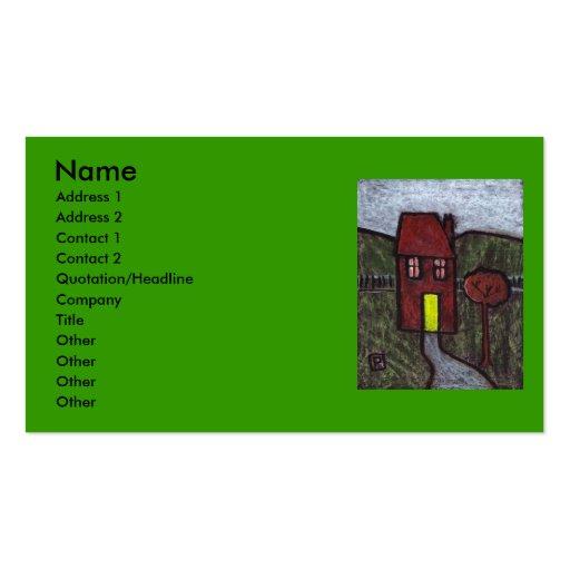 Home improvement business card template zazzle for Home improvement business card template
