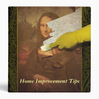 Home Improvement Humor Binder