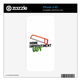 Home Improvement Skins For iPhone 4S