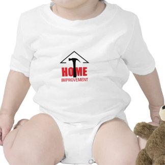 HOME IMPROVEMENT BABY BODYSUITS