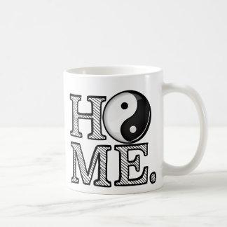 Home in Harmony Classic Yin Yang Symbol Coffee Mug