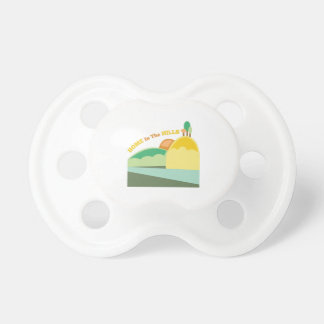 Home In Hills BooginHead Pacifier