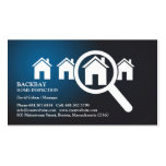 Home Inspection Business Card