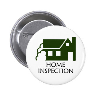 HOME INSPECTION 2 INCH ROUND BUTTON