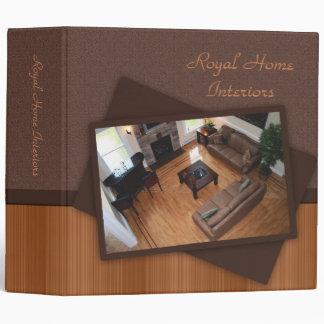 Home Interior Binder